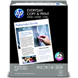 HP Printer Paper, Copy and Print20, 8.5 x 11, Letter, 20lb, 92 Bright, 500 Sheets / 1 Ream (200060), Made In The USA