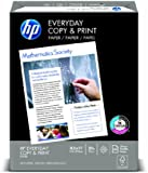 HP Paper, Everyday Copy and Print Poly Wrap, 20lb, 8.5 x 11 , Letter, 92 Bright, 500 Sheets / 1 Ream (200060) Made In The USA