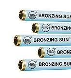 Wolff Bronzing Sun Plus F71 100W Bi Pin Tanning Lamp (20)