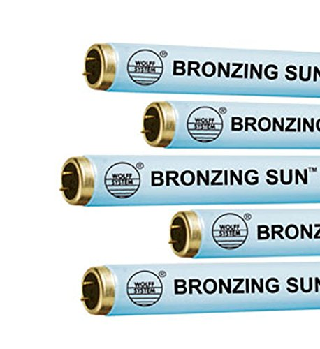 Wolff Bronzing Sun Plus F71 100w Bi Pin Tanning Lamp 16 Amazon Com