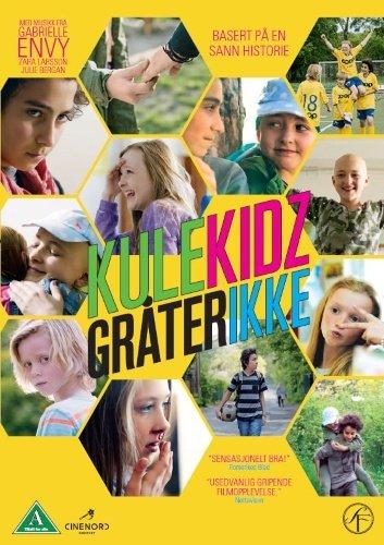 Cool Kids Don't Cry (2014) ( Kule kidz gråter ikke ) ( Kick it! ) [ NON-USA FORMAT, PAL, Reg.2 Import - Norway ]