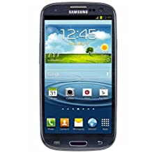 Samsung Galaxy S3 I747 16GB AT&T Unlocked GSM 4G LTE Android Smartphone - Pebble Blue
