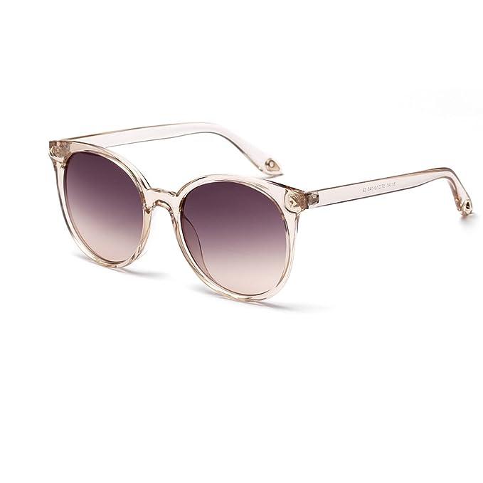 2ce3dcf7a87 Amazon.com  FAGUMA Vintage Round Sunglasses For Women Classic Retro Designer  Shades  Clothing