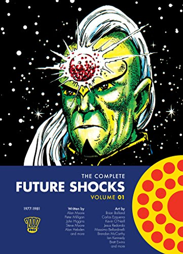 The Complete Future Shocks (The Complete Futureshocks) (English Edition)