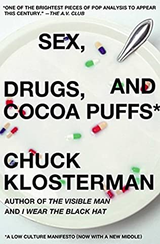 Sex drugs and cocoa puffs author