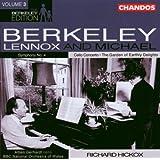 L Berkeley: Symphony 4; M Berkeley: The Garden of Earthly Delights, Cello Concerto