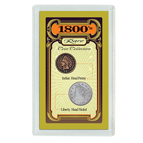 American Coin Treasures 1800's Rare Coin (Global Coin Set)