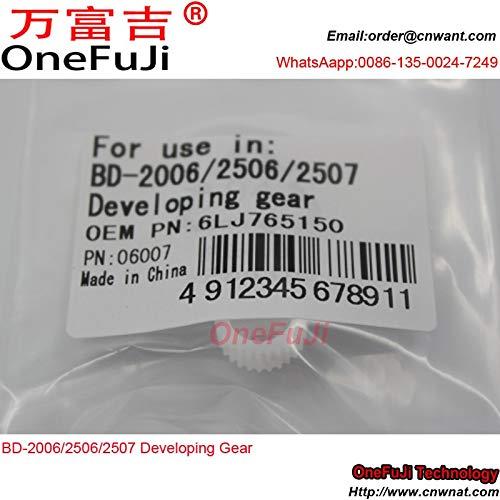 Printer Parts 6LJ76515000 Developer Gear for Toshiba 2006 2007 by Yoton (Image #2)