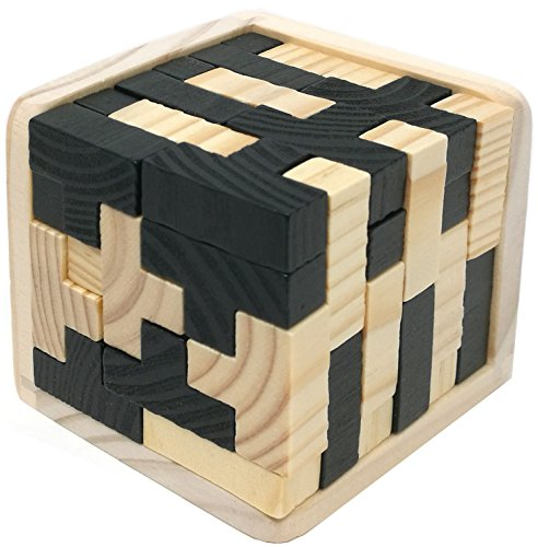 Onshine Wooden Teaser Jigsaw T shaped IQ product image