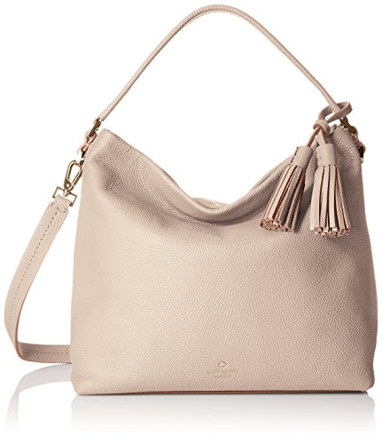 New York Small Hobo (kate spade new york Orchard Street Small Natalya, Crisp Linen)