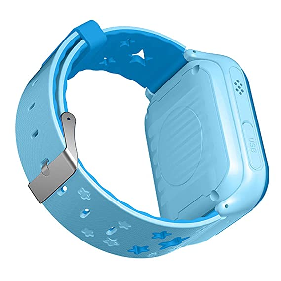 Amazon.com: LIU551 Smart Watch Kids Support SIM 4G Network ...
