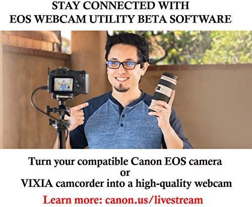 Canon Digital SLR Camera Body [EOS 80D] with EF-S 18-55mm f/3.5-5.6 Image Stabilization STM Lens with 24.2 Megapixel (APS-C) CMOS Sensor and Dual Pixel CMOS AF – Black 51Mkp 2BVZhrL