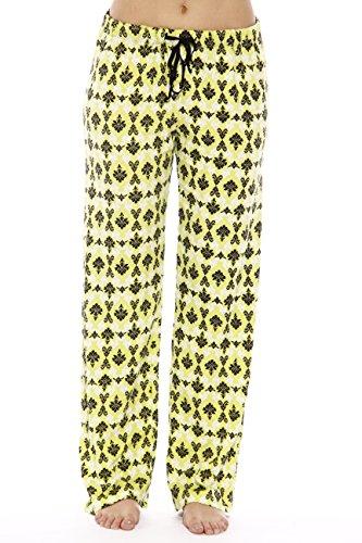 Just Love Women Pajama Pants - Mix & Match PJs - Sleepwear,Damask - Sleepwear Pants Match