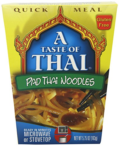 Quick Meal Noodles (Taste of  Thai Padthai Noodle Quick Meal, 5.7500-Ounce (Pack of 6))