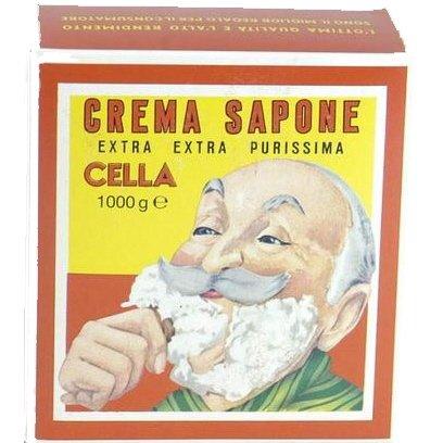 Cella Shave Soap, Refill 1000 g / 35 oz