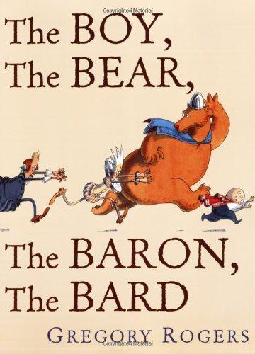 The Boy, The Bear, The Baron, The Bard (The Boy The Bear The Baron The Bard)