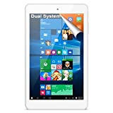 Tablet, Cube iwork8 ultimate WIFI Dual OS Tablet PC Windows 10 + Android 5.1 8inch IPS 1920*1200 Atom x5-Z8300 Quad Core 2GB 32GB HDMI
