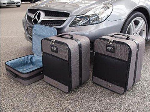 - CKS Mercedes R230 SL Roadster Bag Set SL350 SL300 SL500 SL550 SL600 SL55 SL65 SL63