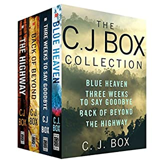 book cover of The C. J. Box Collection