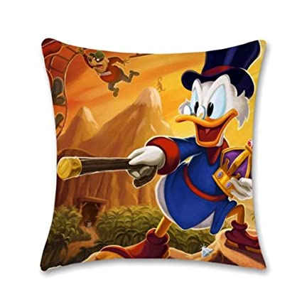 Buy Bluegape Ducktales Cushion Cover Online at Low Prices in