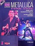 Metallica - Legendary Licks 1988-1996: A...