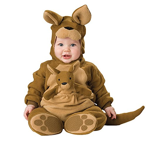 Toddler Baby Infant Kangaroo Christmas Dress up Outfit Costume