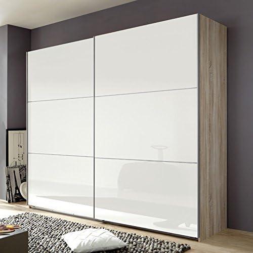 225 cm armario de puertas correderas