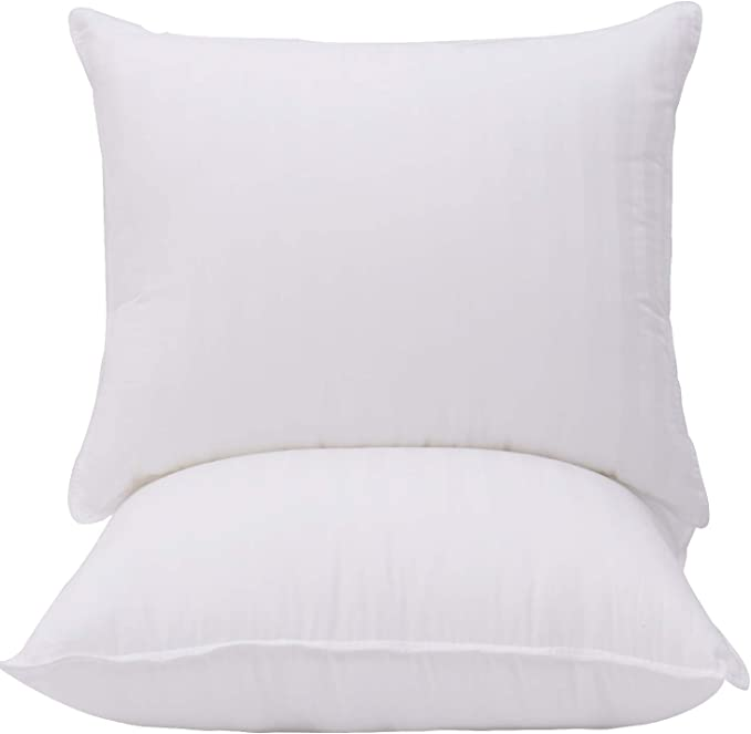 4 BEDDING SET FOUR PACK DELUXE SUPER BOUNCE BACK PILLOWS 2 PAIRS