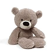 GUND Jumbo Fuzzy Teddy Bear Stuffed Animal