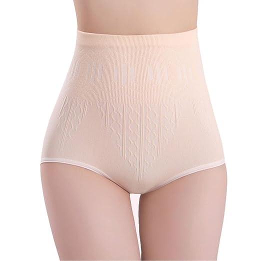 d7998df0e89b9a Womens Shapewear Panties Bodysuit Body Shaper High Waist Tummy Control  Seamless Strapless Slimming Panty