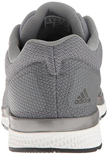 Adidas Performance Mens Mana Bounce 2 Aramis Scarpa Da Corsa Grigio / Nero / Neo Ferro