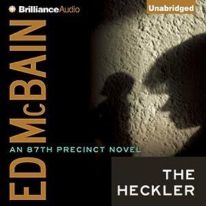The Heckler Audiobook