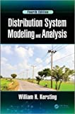 img - for Distribution System Modeling and Analysis, Fourth Edition book / textbook / text book
