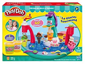 Play-Doh 32917 - Maquina de helados (contenido en francés