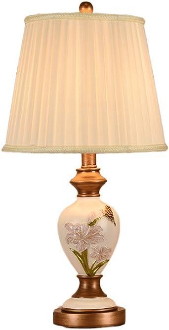 Style européen Chambre Lampe de table créative rétro