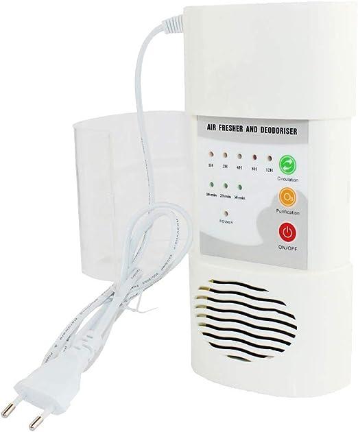 Rioneon Generador de ozono Hogar Purificador de Aire Ozonizador ...