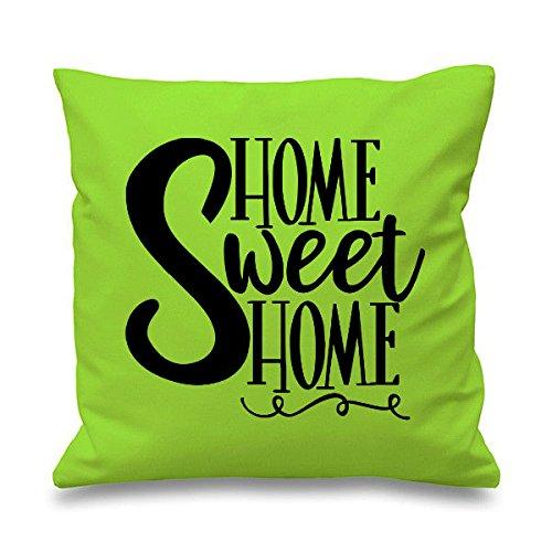 Home Sweet Home diseño de familia de una declaración ...