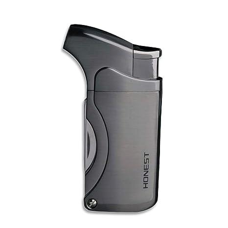 Multi Funciones Resistente al Viento Jet linterna encendedor para barbacoa de cocción de pipa de tabaco