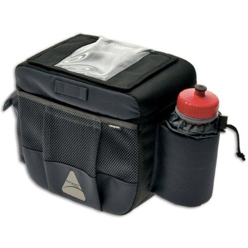 Axiom Barkeep DLX 16 Bar Bag, Black / Grey