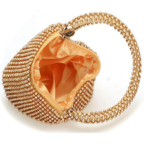 Partido La Bolso Para Del Diamantes Hemotrade Cristal Triángulo Señoras El De Gold Las Boda Imitación Mujeres Diseño Monedero Embrague Tarde Vendimia w0wAHzq