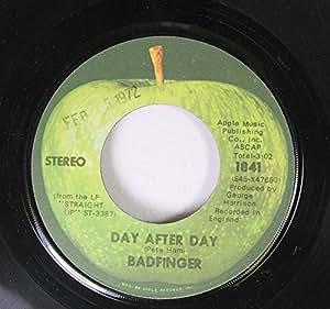 Badfinger - badfinger 45 RPM day after day / money