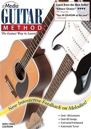 eMedia Guitar Method v5 for MAC [Download]