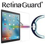 RetinaGuard Anti-UV, Anti-blue Light Tempered Glass Screen protector for iPad Pro 12.9'' - SGS & Intertek Tested - Blocks Excessive Harmful Blue Light, Reduce Eye Fatigue and Eye Strain