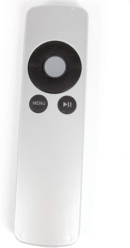 Calvas New Replacement Remote Controller A1294 MC377LL/A for Apple TV 2 3 Macbook Pro/Air iMac G5 iPhone/iPod Remote