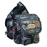 Weaver Leather Trail Gear Pommel Bag, Camo