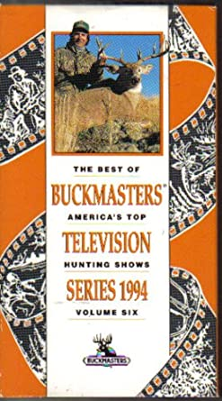 Amazon com: The Best of Buckmasters Top Television Hunting