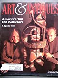 img - for Art & Antiques March 1993 Special Issue America's Top 100 Collectors Dr. David Khalili, Frederick Weisman, Armand Hammered, Thyssen-Bornemisza book / textbook / text book