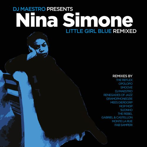 Little Girl Blue Remixed (Vinyl Little Girl)