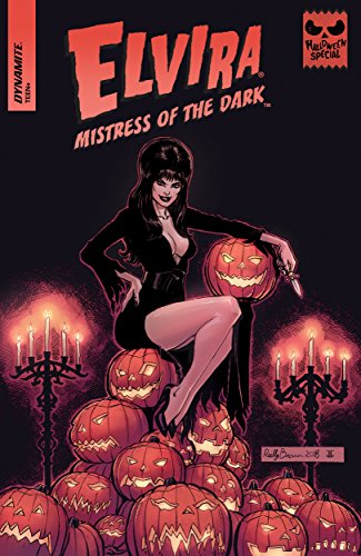 Elvira: Mistress Of The Dark: Halloween -