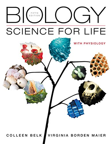 Biology: Science for Life with Physiology (5th Edition) Pdf